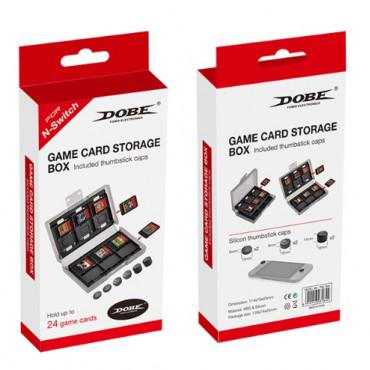 Dobe Game Card Storage Box