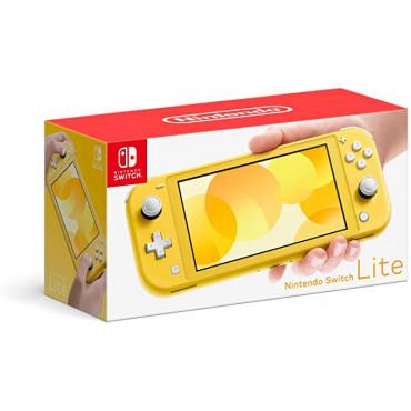 Nintendo SwitchH Lite Console Yellow (IMPORT SET)