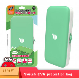 IINE Tokyo Rise Switch Eva Pouch For Nintendo Switch - Animal Crossing