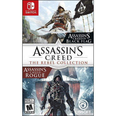 Assassins Creed The Rebel Collection (EU)