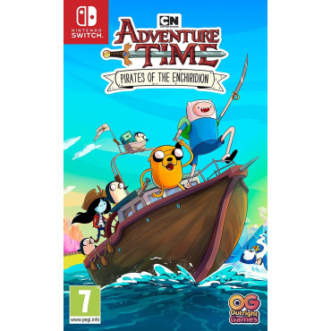 Adventure Time Pirates of the Enchiridion (English Version)