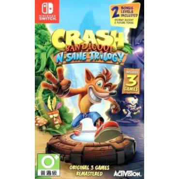 Crash Bandicoot N. Sane Trilogy (AS)