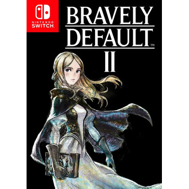 Bravely Default 2(USED)