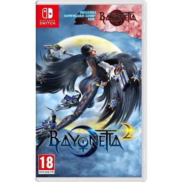 Bayonetta2(Includes Bayonetta Download Code)
