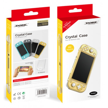 DOBE Crystal Case For Switch Lite
