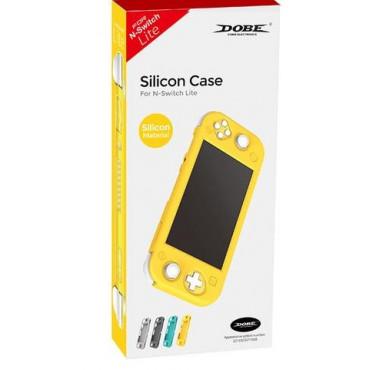 Dobe Nintendo Switch Lite Silicon Case Light Gary
