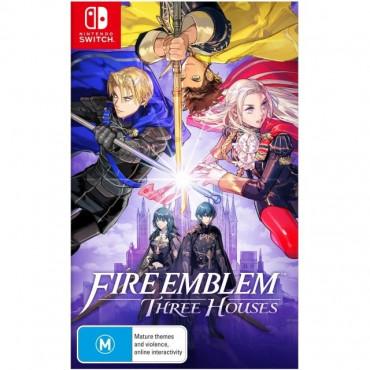 Fire Emblem Three Houses (USED)
