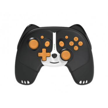 IINE for Nintendo Switch/LitePro cartoon wake up wireless bluetooth controller macro programming animal controller  Bernese Mountain Dog