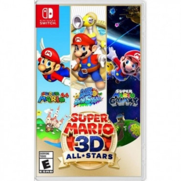SUPER MARIO 3D ALL-STARS(US/ ENGLISH )