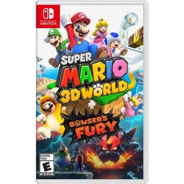Super Mario 3D World + Bowser's Fury (US)