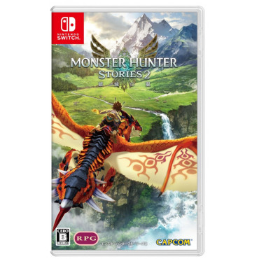 Monster Hunter Stories 2: Wings of Ruin (CHI)