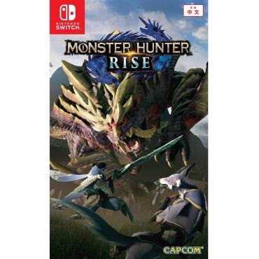 Monster Hunter Rise (USED/CHI)