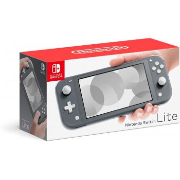 Nintendo Switch Lite Console Gray (IMPORT SET)