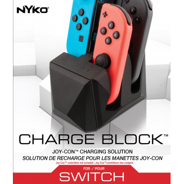 Nintendo Switch Nyko Charge Block For Joy-Con