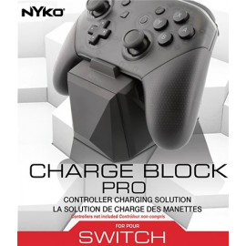 Nintendo Switch Nyko Charge Dock Block For Pro Controller