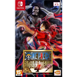 One Piece: Pirate Warriors 4 (ENG/CHI)