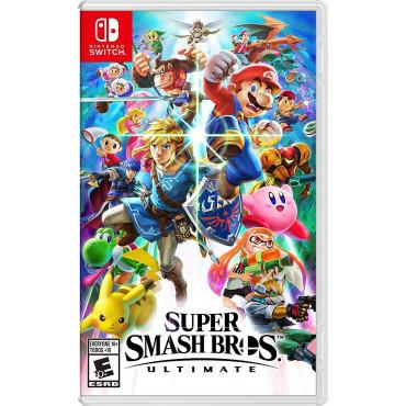Super Smash Bros Ultimate (US)