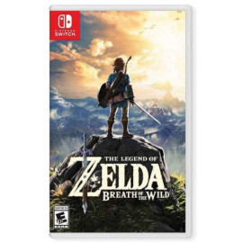 The Legend Of Zelda Breath Of The Wild (US)