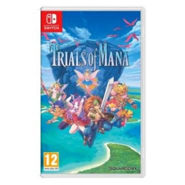 Trials Of Mana (EU/ENG)